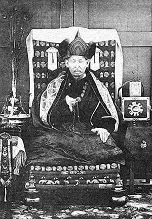 Chambo Lama Dasza-Dorżo Itigiełow