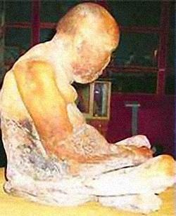 Ciało lamy Itigiełowa