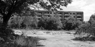 Kłomino, polskie Ghost City