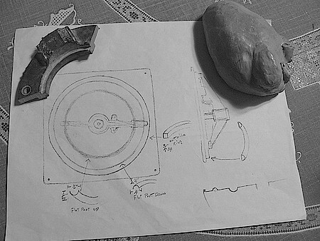 Remigio Baca, Jose Padilla, UFO